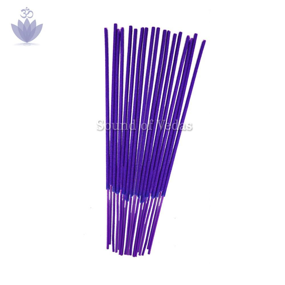Purple Masala Incense Sticks - 100gms
