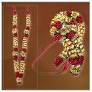 Deity Garland - Mogra Rose Flowers  Buy Online in USA/UK/Europe
