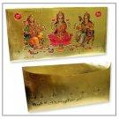 Ganesh-Lakshmi-Saraswati (colored) Envelopes Online Store in USA/UK/Europe