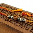 7 Mukhi Rudraksha Bead Rakhi Buy Online in USA/UK/Europe
