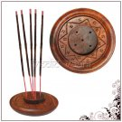 Wooden Star Incense Plate  Buy Online in USA/UK/Europe