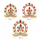 God Diamond Stone Crown, Mukut, Kireedam  Buy Online in USA/UK/Europe