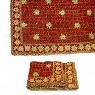 Rajarshi Bandhani Embroidery Chunri Buy Online in USA/UK/Europe