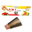 4 In 1 Agarbatti Perfumed and Masala Combo Incense Sticks Buy Online in USA/UK/Europe