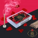 Rose Flower Dhoop Sticks Buy Online in USA/UK/Europe
