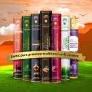 Exotic Pure Premium Traditional Vedic Incense - set of 7 Buy Online in USA/UK/Europe