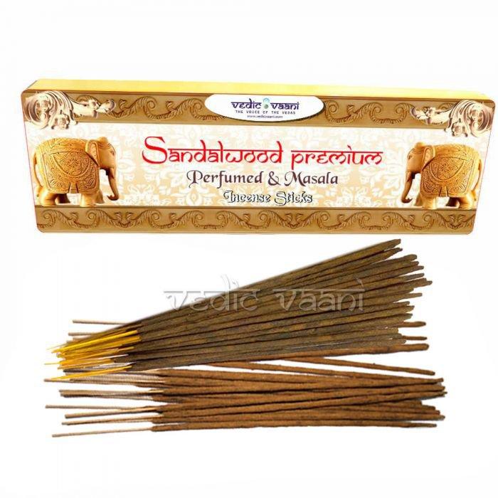 Sandalwood Premium Perfumed And Masala Incense Buy Online in USA/UK/Europe