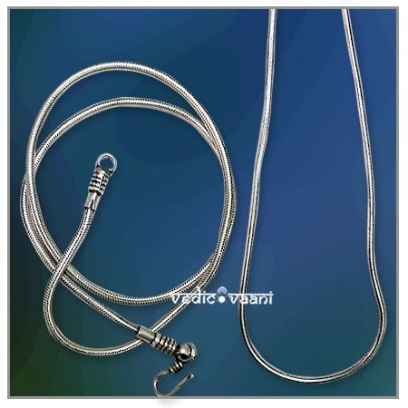 Snake Silver Chain Thin Design II Buy Online in USA/UK/Europe