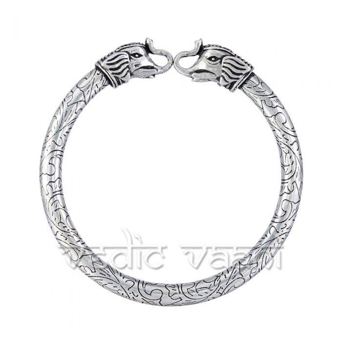 Elephant Bracelet in 92.5 Sterling Silver  Buy Online in USA/UK/Europe