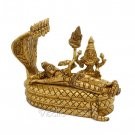 Vishnu Lakshmi Idol on Sheshnaag  Buy Online in USA/UK/Europe