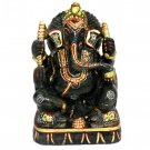 Ganesha in Blue Sapphire Gemstone  Buy Online in USA/UK/Europe