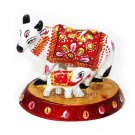 Cow With Calf Hand Painted Idol Buy Online in USA/UK/Europe