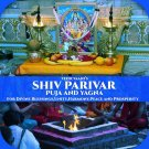 Shiv Parivar Puja and Yagna-For Divine Blessings  Buy Online in USA/UK/Europe