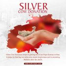 Silver Cow donation  Buy Online in USA/UK/Europe