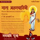 Brahmacharini Mata Puja and Homa  Buy Online in USA/UK/Europe