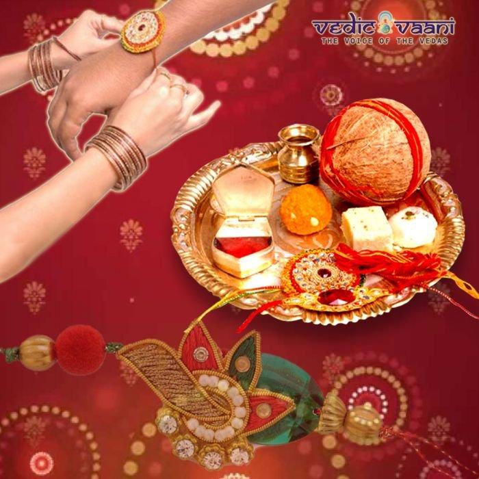 Raksha Bandhan Puja Online Store in USA/UK/Europe