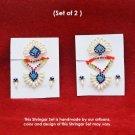 Haar Mukut Earing Set for Shringar of Deity Buy Online in USA/UK/Europe