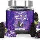 Vedic Vaani Natural Backflow Lavender Fragrance Incense Dhoop Cones