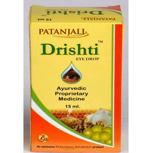 Divya Drishti Eye Drops 15ml