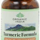 Organic India Turmeric Formula 60 capsules