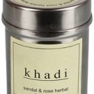 Khadi Sandal and Rose Herbal Face Pack, 100gms