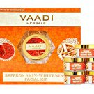 Vaadi Saffron Skin-Whitening Facial Kit With Sandalwood  270 gms