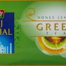 Taj Mahal Honey Lemon Green 40 Tea Bags