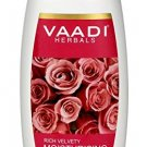 MOISTURISING LOTION WITH PINK ROSE EXTRACT 350 ml