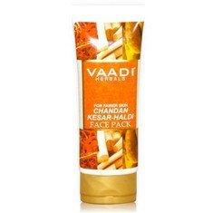 Chandan Kesar Haldi Fairness Face Pack 360 gms