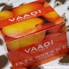 Face & Body Scrub with Walnut & Apricot 220 gms