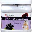 BioCare Grape Mud Mask, 500 ml