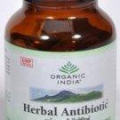 Organic India Herbal Antibiotic 60 Capsules