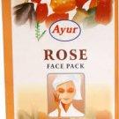 Ayur Rose Face Pack 100Gm