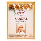 Ayur Sandal Face Pack 100Gm