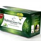 Nutrus Probiotic Green Tea Bags 20 Nos
