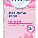 Veet Hair Removal Cream with Lotus Milk & Jasmine Normal Skin 25 gm