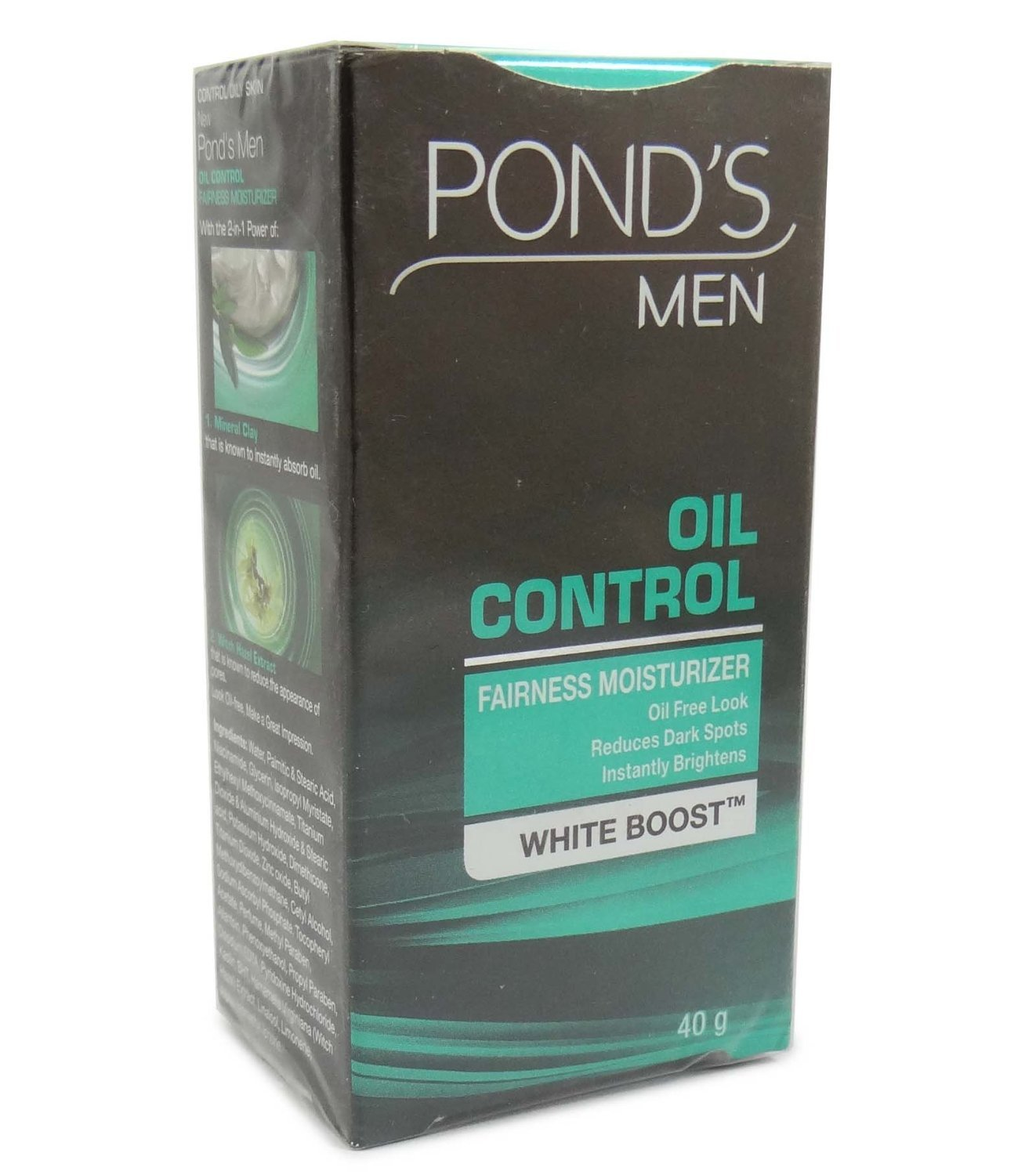Ponds Men Oil Control Fairness Moisturizer 40 gms
