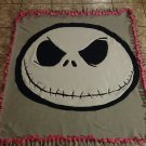 new handmade fleece blanket jack face throw size
