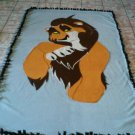 new handmade fleece blanket adult inspired scar from lion king