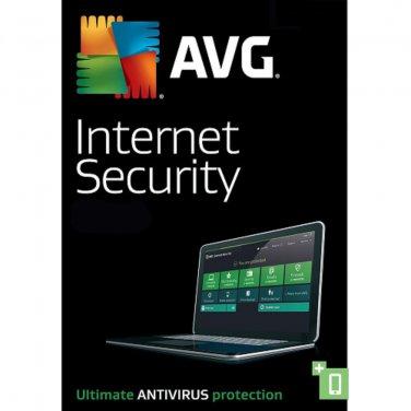 AVG Internet Security 2017 2 Yr 1 Device Windows Only Download Worldwide Use