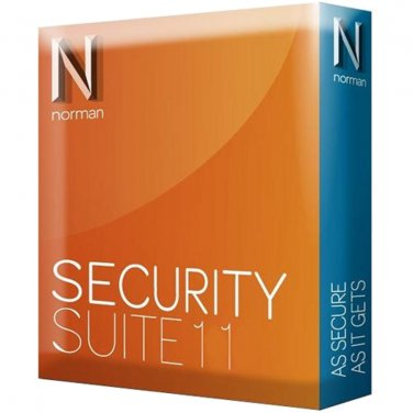 Norman Security Suite 1 Yr 3 Devices Windows Only Download Worldwide Use