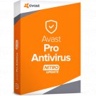 Avast Pro Antivirus 2018 2 Yr 3 Devices Windows Only Download Worldwide Use