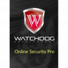 Watchdog Online Security Pro 2018 2 Yr 1 Device Windows Only Download Worldwide Use