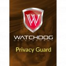 Watchdog Privacy Guard  4 Yr 1 Devices Windows Only Download Worldwide Use