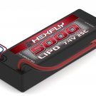 Redcat Racing HEXFLY LIPO Battery , 5000mAh  25c  7.4V HX-500025C-BV2