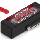 Redcat Racing LIPO Battery , 5000mAh  30c  11.1V (139mm x 47mm x 39.5mm) HX-500030C-3S-BV2