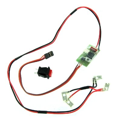 Redcat Racing Gas Engine Kill Switch RRC-05K