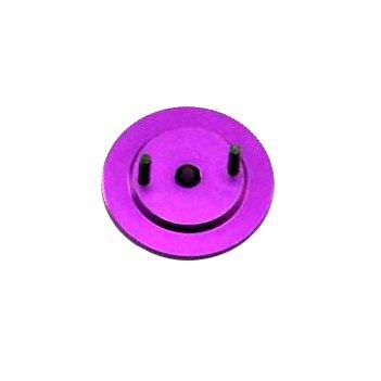 Redcat Racing Machined aluminum flywheel (purple)(Same as 102206)  102006