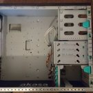 Desktop Server PC Case - Previously eATX Motherboard Fitted