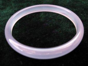 pink agate bracelet-2